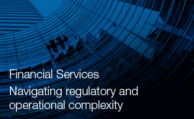 Navigating regulatory and operational complexity